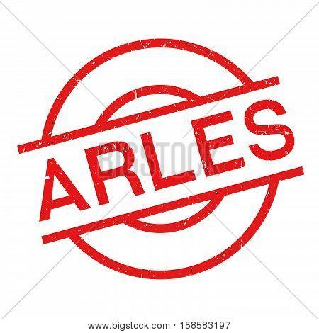 Arles Rubber Stamp