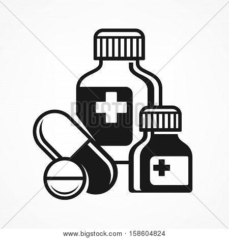 Medicines Pills Symbols