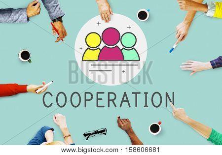 Cooperation Team Partnership Alliance