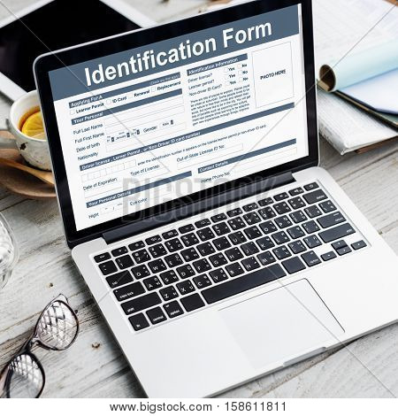 Identification Form Name Individuality Personality
