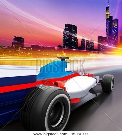 Speed In City