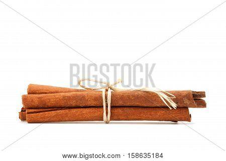 Closeup Cinnamon Stick