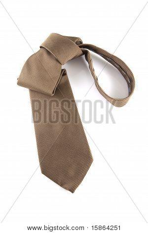Brown Necht Tie