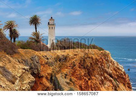 Point Vicente in Rancho Palos Verdes, Los Angeles, California.