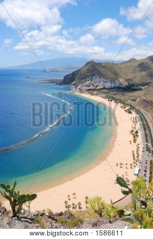 Playa De Les Teresitas