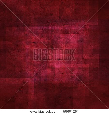abstract colored scratched grunge background - red and purple