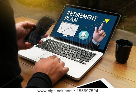 Retirement Plan Savings  Senior Investment  Retirement Plan  Pension , Retirement Aspirations And Fi