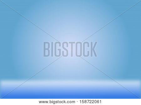 3D Rendering : illustration of Background empty room. With space for your text and picture. 3d render blank trade show booth for designers.white wall and white floor room