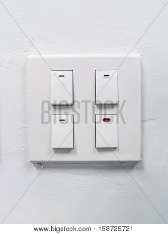 The Switch Control lamp lighting in buildings