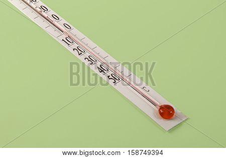 Measurement Device winter cold summer heat outdoor