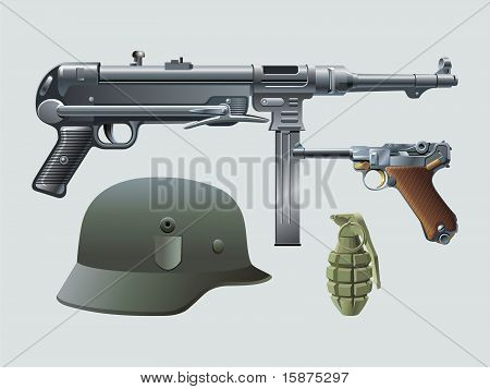 German weapon WWII