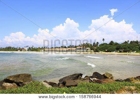Hotel The Surf Bentota , Sri Lanka