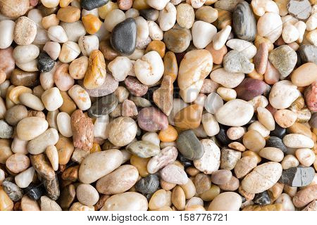 Background View Of More Of Yellow Color Rocks