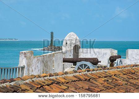 Forte Dos Reis Magos Natal Brazil