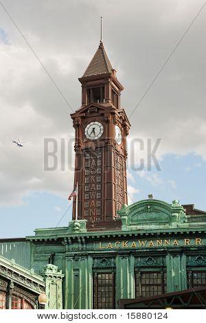 Hoboken terminal clock tower