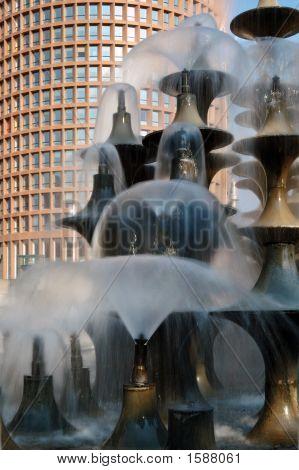Cascading Fountains