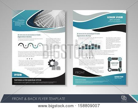 Modern blue Brochure design Brochure template Brochures Brochure layout Brochure cover Brochure templates Brochure layout design Brochure design template Brochure mockup Brochure
