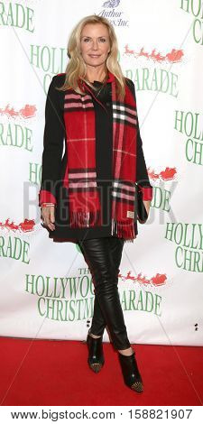LOS ANGELES - NOV 27:  Katherine Kelly Lang at the 85th Annual Hollywood Christmas Parade at Hollywood Boulevard on November 27, 2016 in Los Angeles, CA
