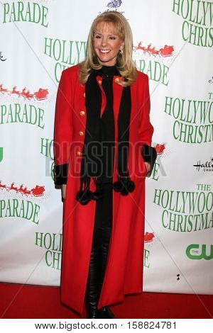 LOS ANGELES - NOV 27:  Laura McKenzie at the 85th Annual Hollywood Christmas Parade at Hollywood Boulevard on November 27, 2016 in Los Angeles, CA