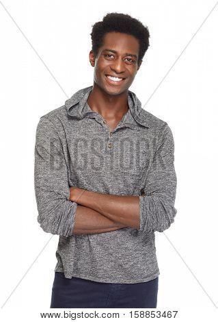 African American man.