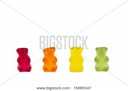 Gummi Bear Line Up