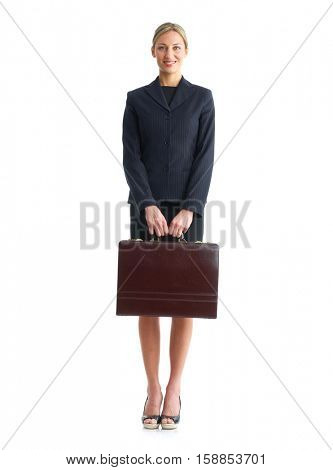 Business woman.