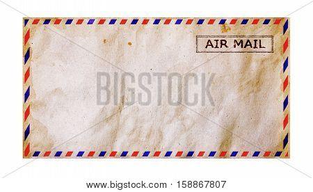 Old Grunge Airmail Envelope