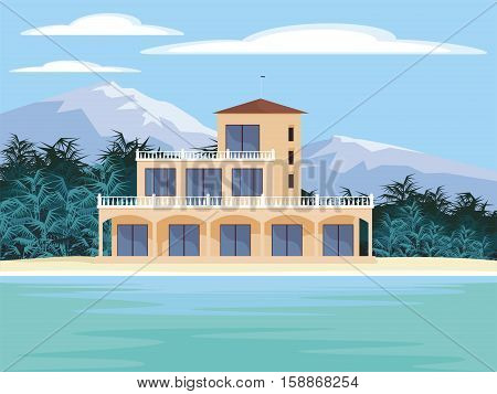 Country House Ashore.eps