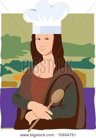 Mona Lisa Chef