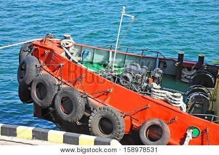 Anchor And Mooring Windlass