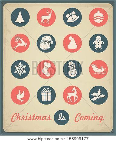 Christmas Icon Collection