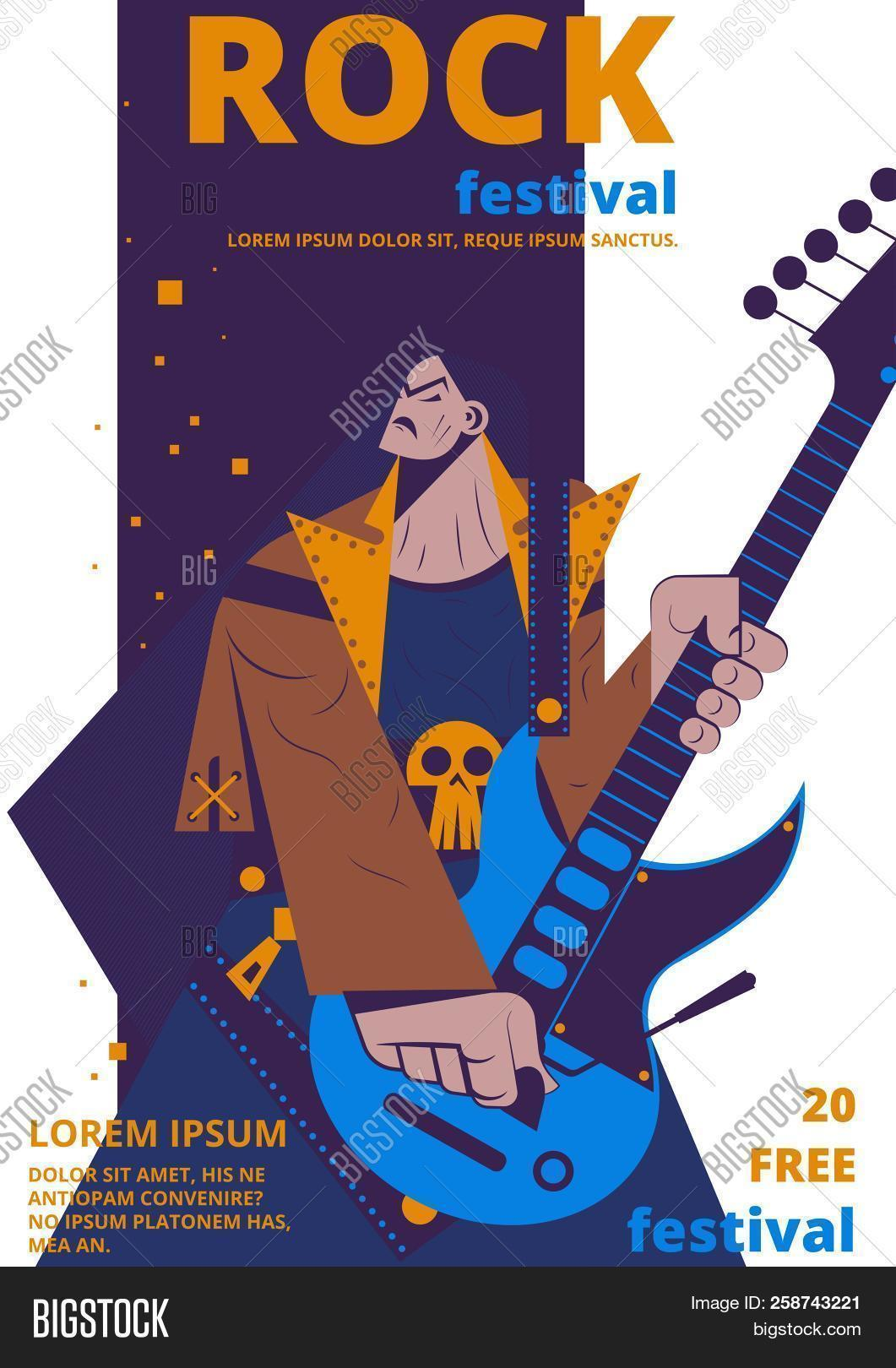Rock Music Festival Image & Photo (Free Trial)   Bigstock