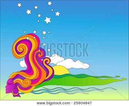 psychedelic pop art 3