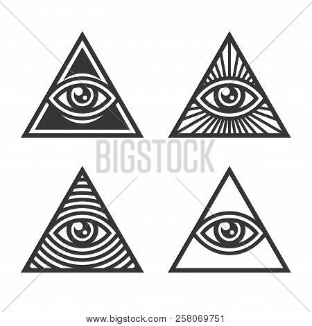 Illuminati Images Illustrations Vectors Free Bigstock