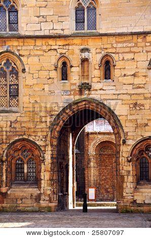 Exchequer Gate