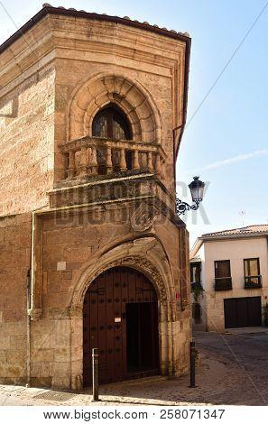 Vazquez House, Ciudad Rodrigo, Salamanca Province, Spain