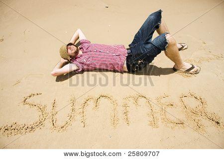 Man Of Summer