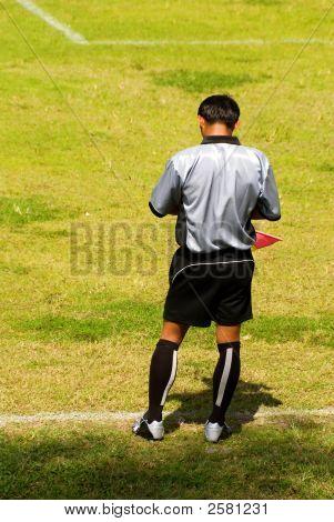 Soccer Referee