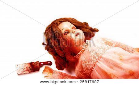 Possessed Evil Doll