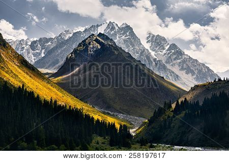 Mountains Of Kazakhstan