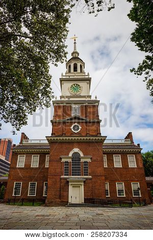 Independence Hall 4