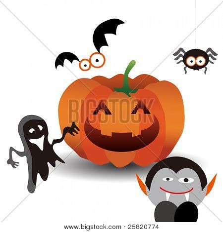 Halloween graphic