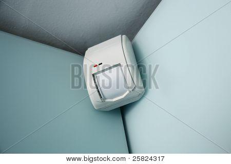 home burglar alarm sensor