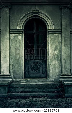 Grunge Door