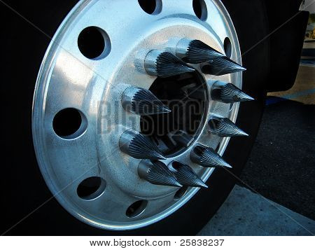 lug nut spikes