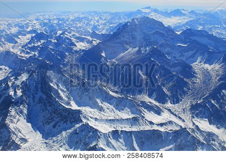 Cordillera De Los Andes. The Andes Or Andean Mountains Spanish: Cordillera De Los Andes Are The Long