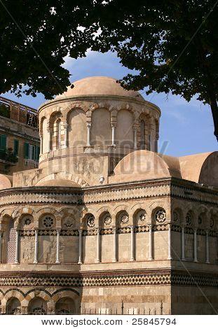 Sicily Messina ancient church