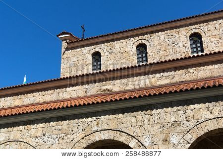 Medieval The Holy Forty Martyrs Church - Eastern Orthodox Church Constructed In 1230 In The Town Of