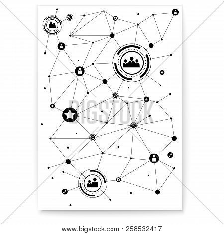 Concept Poster Scheme Vector & Photo (Free Trial) | Bigstock