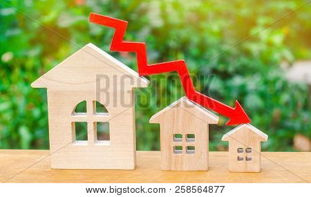A Decline In Property Prices. Population Decline. Falling Interest On The Mortgage. Reduction In Dem